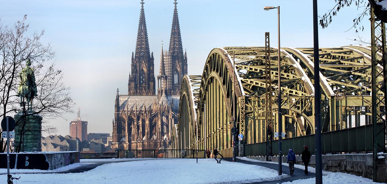 2019 Weiße Weihnachten.Weiße Weihnacht In Köln Das Gibt S So Gut Wie Nie Jeckes Net